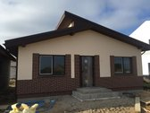Parduodamas naujai statomas 80 m² kokybiškas