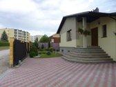 Parduodamas naujos statybos gyvenamasis namas