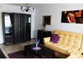 2 kambarių butą su baldais Kauno gatvėje.