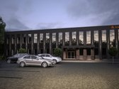 Išnuomojamos ofiso patalpos naujai statomame