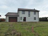 Parduodamas gyvenamasis namas, 83% baigtumas.