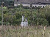 Parduodamas mūrinis pastatas (buvusi ferma)