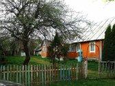 Parduodamas 80 kv.m. bendro ploto namas