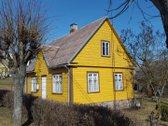 Parduodamas namas su sklypu Kelmės raj. sav.
