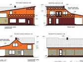 Parduodamas nebaigtas statyti namas Varėnos