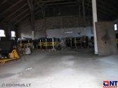 Išnuomojamos 236 kv.m sandėliavimo patalpos