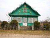 Parduodamas tvarkingas rąstinis namas su