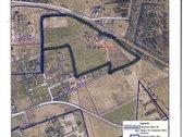 Parduodamas žemės sklypas 11,05 ha pramonės