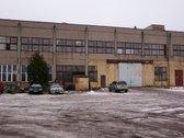 Nuomojamos gamybinės-sandėliavimo patalpos