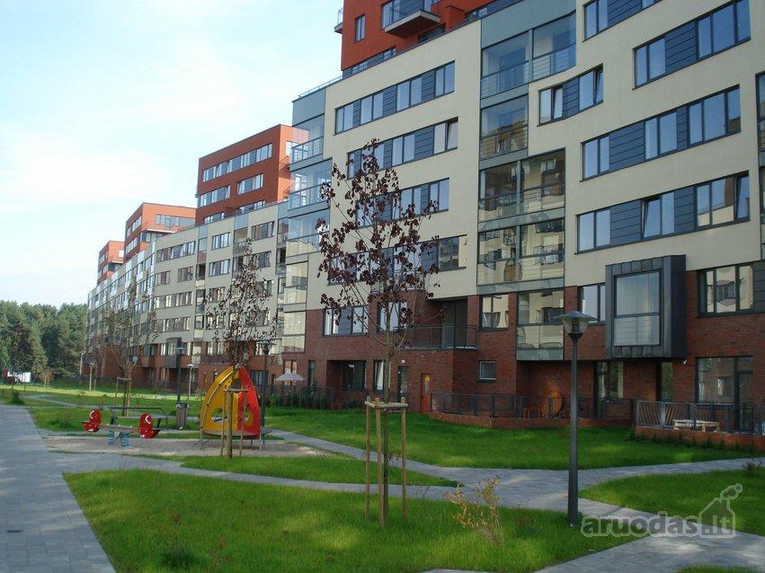 """Nauji butai Vilniuje, kvartale """"PAVASARIS"""""""
