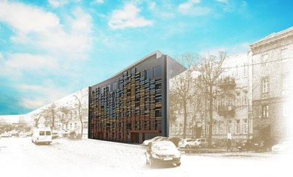 Naujas projektas miesto centre Smetonos 4