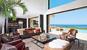 Dauguma norėtų dviaukščio 200 m² namo prie vandens su terasa ir pavėsine
