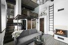 Aruodas.lt: loftą dizainerė pavertė mažu meno kūriniu
