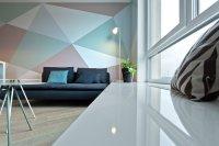 Išskirtinio dizaino butas