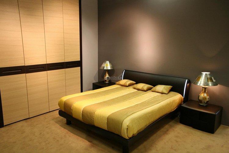 Modernus ir šiuolaikiškas miegamasis
