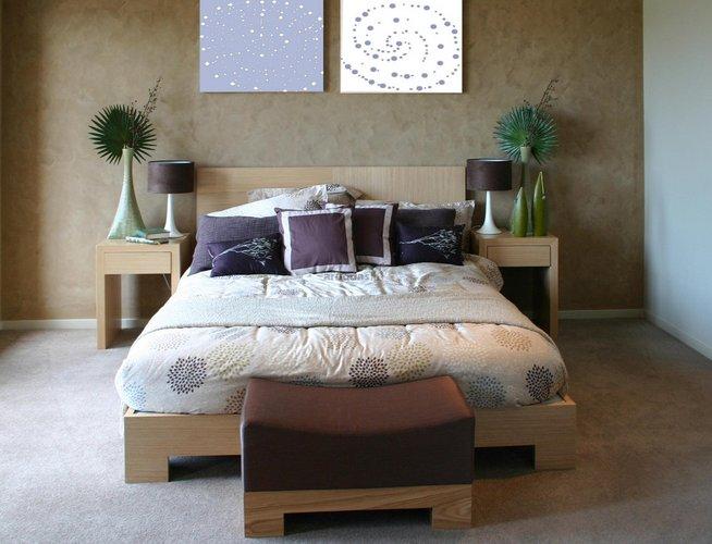 Savito dizaino miegamasis