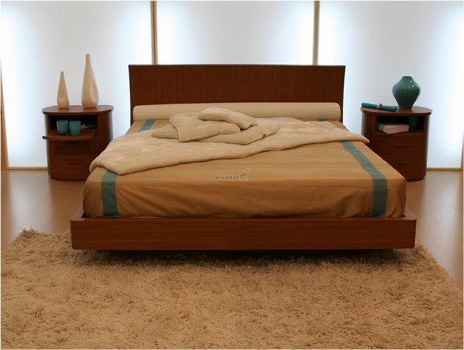 Aksesuarų derinimas miegamajame