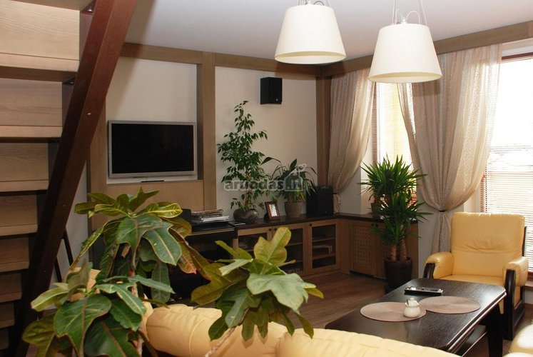 Augalais dekoruotas interjeras