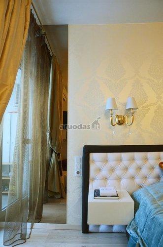 Romantinio stiliaus interjeras