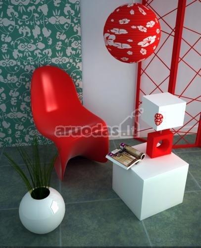 Moderni raudona
