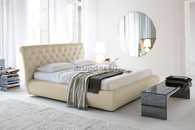 šviesus ir minkštas miegamasis