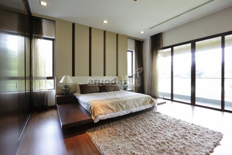 Medinė lovos pakyla