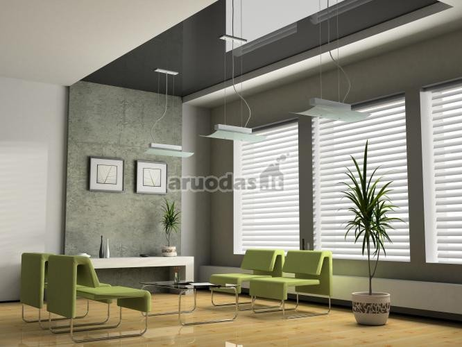 Pilko betono siena