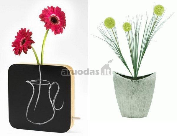 Originalių vazų idėjos