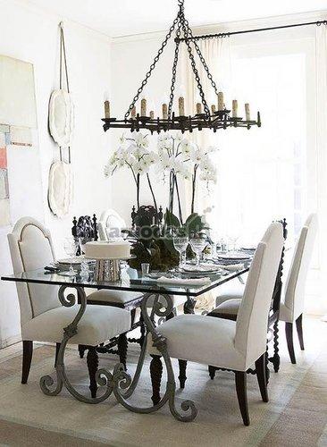 Vintažinis stilius - juoda - balta