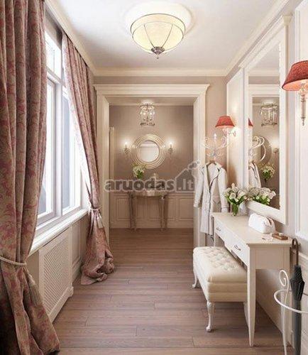Vintažinio stiliaus koridorius