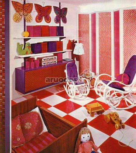 šachmatinės grindys raudona - balta