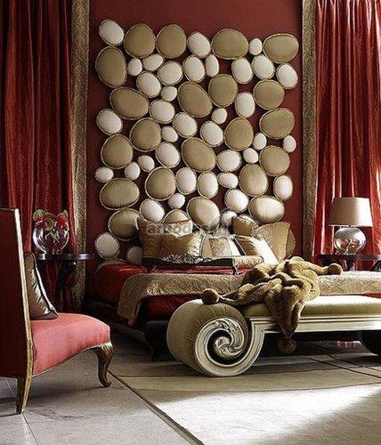 Prabangus retro stiliaus miegamasis