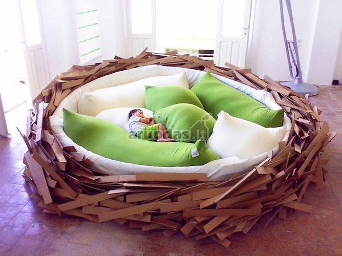 Lizdo formos lova