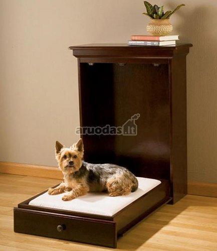 Paslėptas krėslas šuniui