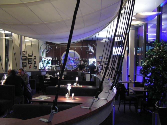 Zeppelini interjeras