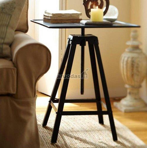 Reguliuojamo aukščio staliukas
