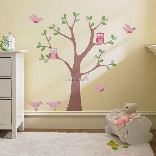 Fototapetas vaikų kambariui