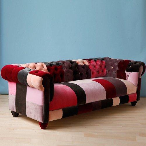 Skiautinių sofa