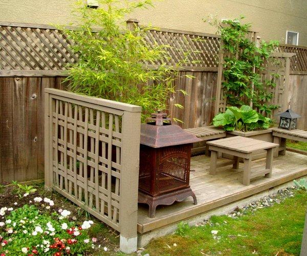 žalia poilsio erdvė