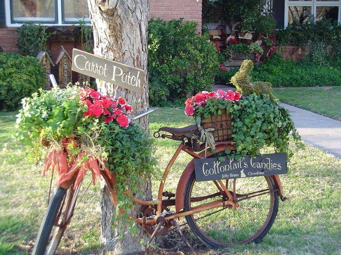 Darželis - dviratis