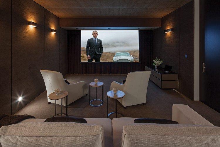 Kambarys - kino teatras