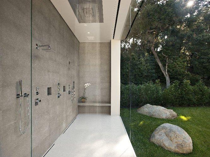 Dušo kabinos vonios kambaryje