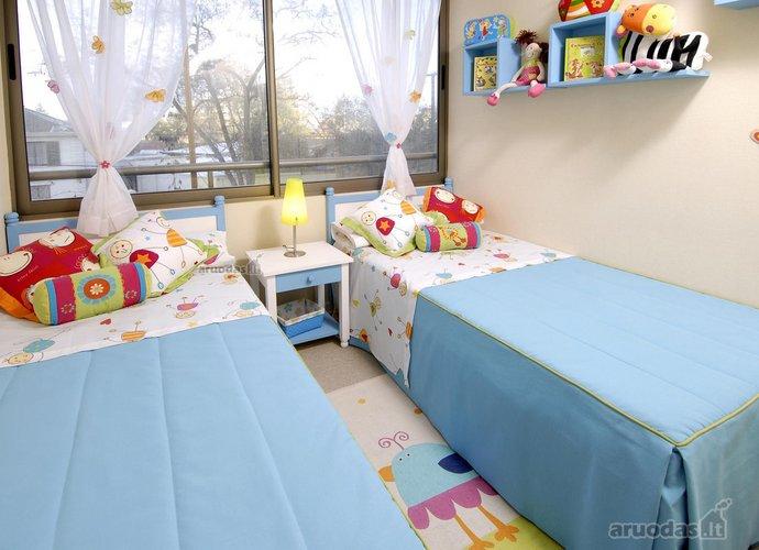 Idėja dvynukų kambariui