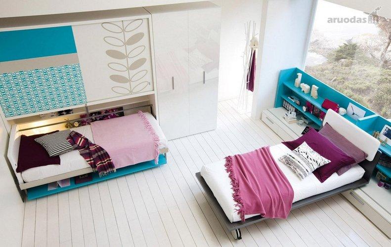 Dviejų vaikų kambarys