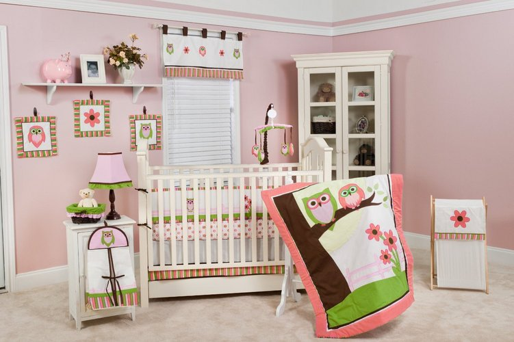 Mažojo pelėdžiuko kambarys