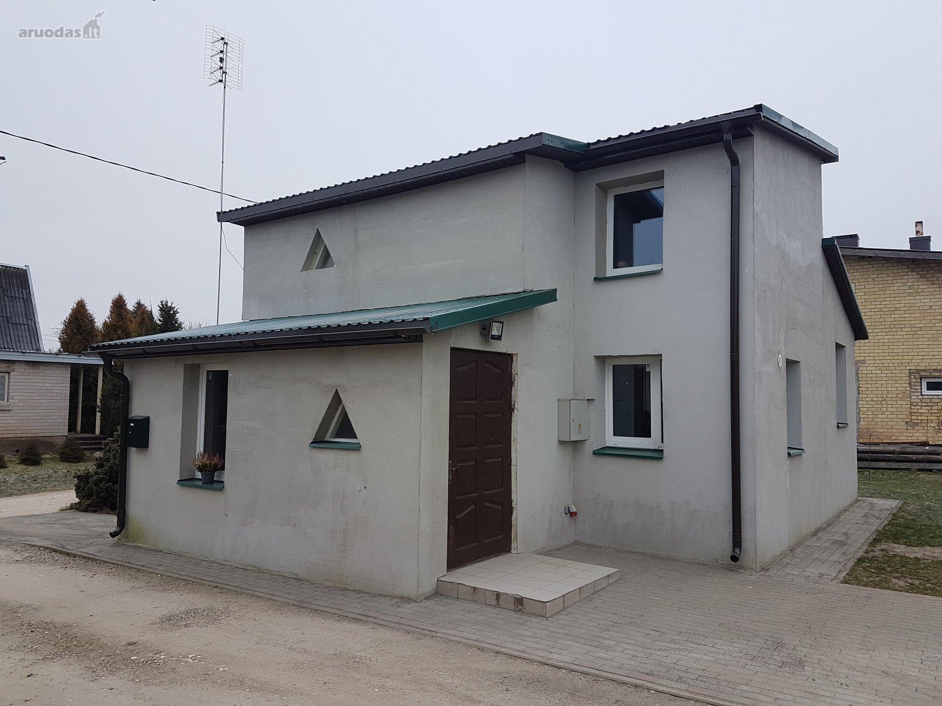 House Panevėžio R Tičkūnų K Žilvino Tak Brick House