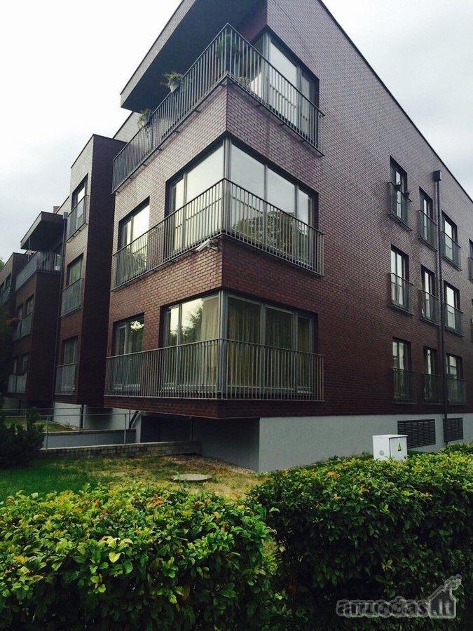 Kaunas, Žaliakalnis, Vaižganto g., 4 kambarių butas