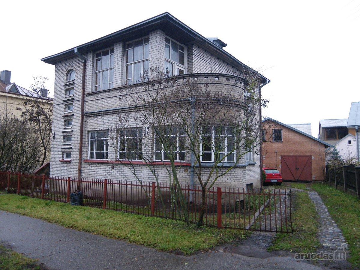 Kaunas, Žaliakalnis, mūrinis namas
