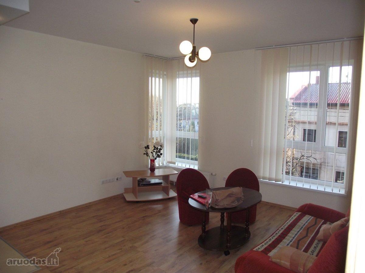 Kaunas, Žaliakalnis, Aušros g., 2 kambarių butas