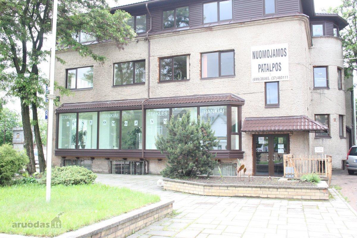 Kaunas, Vilijampolė, Raudondvario pl., biuro, prekybinės, paslaugų paskirties patalpos nuomai